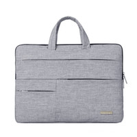 "Sacchetto per custodia per laptop per MacBook Air 13 Pro 15 '' Coperchio Bobina per notebook 14 ""13.3"" 15.6 ""Borsa da valigetta per laptop Nuovo"
