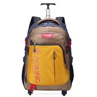 Trolley Luggage Backpack Casual Travel Computer Bag Large Ca...