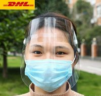 USA IN STOCK! Transparent Protective Mask full face shield m...