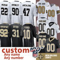 Brees Individuelle Saintss Jersey 10 Tre'quan Smith Demario Davis CHAUNCEY GARDNER-JOHNSON Teddy Bridge 3 WIL LUTZ 12 Rishard Matthews