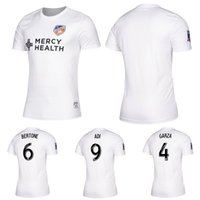 feaf65276 New Arrival. 2019 FC Cincinnati away soccer jersey 19 20 Cincinnati home  away ADI WASTON GARZA BERTONE A.CRUZ football shirts Outdoor ...