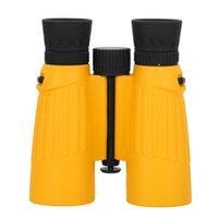 Chaude 10x30 binoculaire Étanche flottant léger Jumelles Télescope pour Camping randonnée observation des oiseaux Chasse Optique