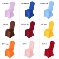 Chair cover wedding cover chair long back Stretch covers Spa...