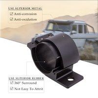 2x Light Bracket Clamp kit LED Driving Work Fog Lamps Mount Car 4x4 Off-Road 49-54mm 2'' 2.5'' 3'' spot bull bar bracket