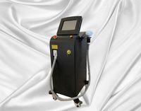 Profesional Alma Soprano Ice Platinum 808nm diodo láser de forma permanente y rápida depilación sin dolor dispositivo de belleza