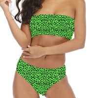String Bikini 2020 Bikinis Set multicolore Maillots de bain femmes sexy maillot de bain Bench Maillot de Bain String Biquini Brésil Maillot De Bain