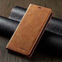 2019 new Leather Magnetic Flip wallet Case for Iphone 11 pro...