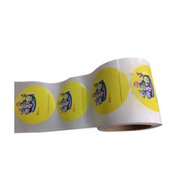 Fancy Custom Printed Cosmetic Labels, OEM Printing Waterproof...
