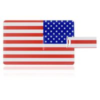 HanDisk 원래 미국 플래그 USB 플래시 드라이브 32기가바이트 64기가바이트 128기가바이트 16기가바이트 8기가바이트 4기가바이트 2기가바이트 1기가바이트 USB 펜 드라이브 메모리 스틱 EU095
