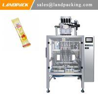 Multispur Automatische Koffer-Mate-Stick-Verpackungsmaschine Pulver-vertikale Form Fill SEAL EQUIPMNET