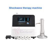 precio de fábrica SW5S Shockwave terapia de la belleza de la máquina por ondas de choque tejido dolor Destrucción Disminución de fisioterapia gainswave ED eréctil dysfunct