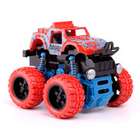 New Four- wheel drive inertial off- road vehicle flip children...
