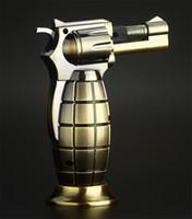 NEW DESGIN 1300C Metall Dab Jet Flamme Fackel windundurchlässiger Micro Butanbrenner Zigarettenanzünder Professionelles Küchenfeuerzeug BBQ DIY Werkzeuge DHL-freie