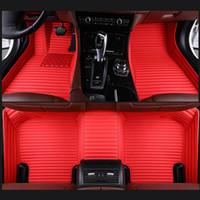 Custom logo Auto-Fußmatten für Infiniti Q50 / 60 Q70 ESQ M EX25 FX35 / 45/50 G35 / 37JX35 QX30 / 50/56/60/70/80 L Auto-Zubehör