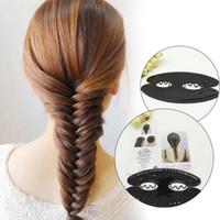 Fashion Art Design Braider Fishbone Femmes De La Mode De Cheveux Tressage Outil De Brader Cheveux Twist Styling Cheveux Tressés