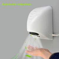 Hotel automatische Handtrockner automatische Handtrockner Sensor Haushaltshandtrocknungsvorrichtung Badezimmer Heißluft elektrische Heizung Wind 1000W
