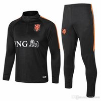 NEW 18 19 High quality World Cup The new Dutch football jack...