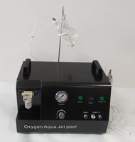 피부 관리 피부 청소 및 영양 분사를위한 1 개의 기계에서 최고의 순수 산소 제트 껍질 산소 얼굴 2