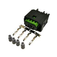 AMP / TE 4Pin 968.399-1 Auto S1000RR coda connettore luce, 4P sensore di ossigeno spina, connettore delle frecce per BMW Mercedes-Benz etc.