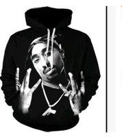 Vente chaude! New Couples Mode Hommes Femmes Unisexe Bob Marley 3D Imprimer Sweats à capuche Sweat-shirt Pull Veste Pull Top T76