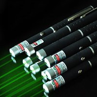 Real Store ! Astronomy High Power 5mW 532nm Green Laser Poin...
