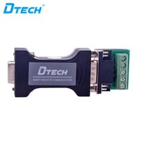 Hot item Stable transmission signal with RS232 DB9 female to RS485 RS422 DB9 male LED Industry converter adapter
