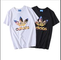 High- grade men' s and women' s short- sleeved t- shirt...
