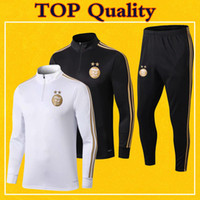 Survetement Algerie Tracksuit Mens Adult 2020 Algeria Soccer...