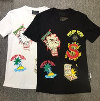 edc1d6b8e2b4 2019 New Fashion Brand T-shirt Star Designer Spring Summer Color Sleeves  Vacation Short Sleeve Tees Casual Letters Printing Tops  98685