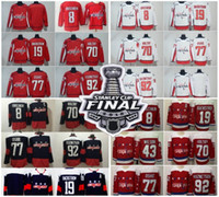 2018 Stanley Cup Finals Washington Capitals 8 Alex Ovechkin ...