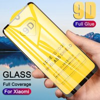9D Full Glue Tempered Glass Screen Protector for Xiaomi Mi 8...