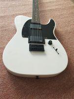 Neue kundenspezifische Unterschrift E-Gitarren-Palisander-Griffbrett geschlossener Pickup frei vom Versand