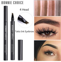 Microblanding Tattoo Eyebrows Pencil Waterproof Natural Eye ...