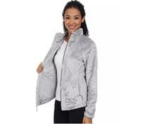 2019Winter NF 여자 양털 Osito 2 재킷 패션 부드러운 양털 따뜻한 슬림 코트 야외 여성 브랜드 남성 키즈 폭격기 재킷 여성 다운 코트