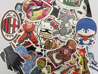 Mixed Classic Fashion Style Graffiti Stickers For Moto Car S...