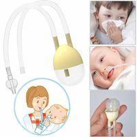 Nasal слизь аспиратор детское безопасное нос очиститель вакуум всасывание назал слизь насморк вдыхание детей вдыхание ребенка