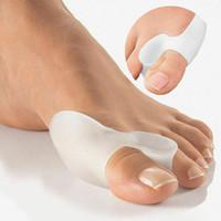 COMBINAÇÃO DE SILICONE GEL joanete protetor e separador de dedos / SPREADER DOR REL.