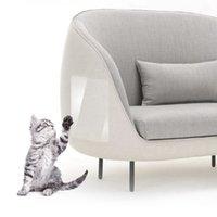 2 قطعة / المجموعة القط المنزل حصيرة أريكة حامي الأريكة الحرس الوسادة منصات المضادة للخدش الأثاث خدش الحرس خدش القطط HHA1070 pwwip