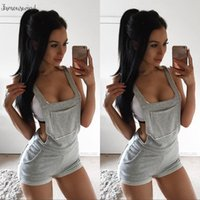 Envio Romper Mulheres Clubwear Bodycon Partido Sexy New Ladies Jumpsuit Hot Summer Playsuit Backless Calças Gota