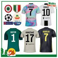 214a157cfd Version du ventilateur 18 19 Juventus maillot de football 2018 2019 Italie  juve MARCHISIO MANDZUKIC BUFFON RONALDO DYBALA HIGUAIN POGBA