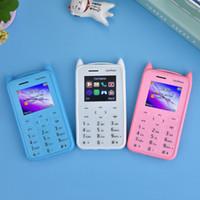 A5 Kinder ultradünne Karte Handy Mini 2G GSM Smartphone mit 500MP Kamera Bluetooth Musik Cartoon kleines Telefon