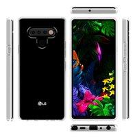Pour Samsung Galaxy S20 ultra 2MM transparent Softphone TPU Coque de protection pour stlylo 6 cas lg K51 téléphonique
