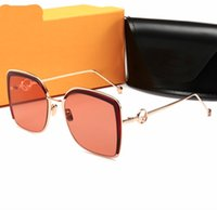Brand Sunglasses 0294 Hexagonal Metal Sun Glasses irregular ...