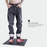 738727b46cd8c Men s clothes 2019 Casual Autumn Denim Cotton Vintage Wash Hip Hop Work  Trousers jean Pants. US  38.15   Piece. New Arrival