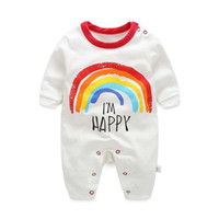 good quality baby girls cotton rompers infant girls spring a...