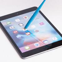 Kanton Kulesi bel metal Küçük pretty bel stylus kapasitif kalem dokunmatik kalem tüm tablet için iyi hissediyorum dokunma hassas 100 ...