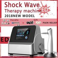 Effektive akustische Schockwelle Zimmer Stoßwellentherapie Maschinenfunktion Schmerzentfernung für erektile Dysfunktion / ED Behandlung Shockwave
