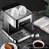 CM6836 totalmente automático máquina de café commericial Cafeteira Espresso Latte Cappuccino 20 bar de pressão quente vapor Leite Espuma 220V