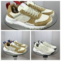 huge selection of 76d34 cd329 Tom Sachs x Craft Mars Yard 2.0 TS NASA Scarpe da corsa per uomo grigio  Natural