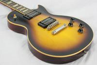 Изготовленный на заказ стандарт 1958 Слэш бразильская мечта темный прилив ВОС серийный #49 обычный клен верхний электрическая гитара крем вязка, двойной черный звукосниматели